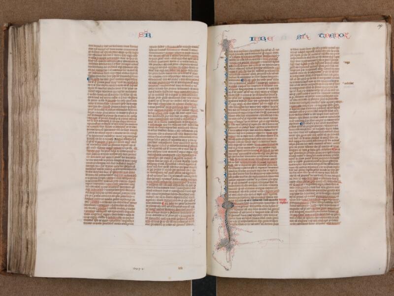 SAINT-OMER, Bibliothèque municipale, 0007, vol. 1, f. 186v - 187