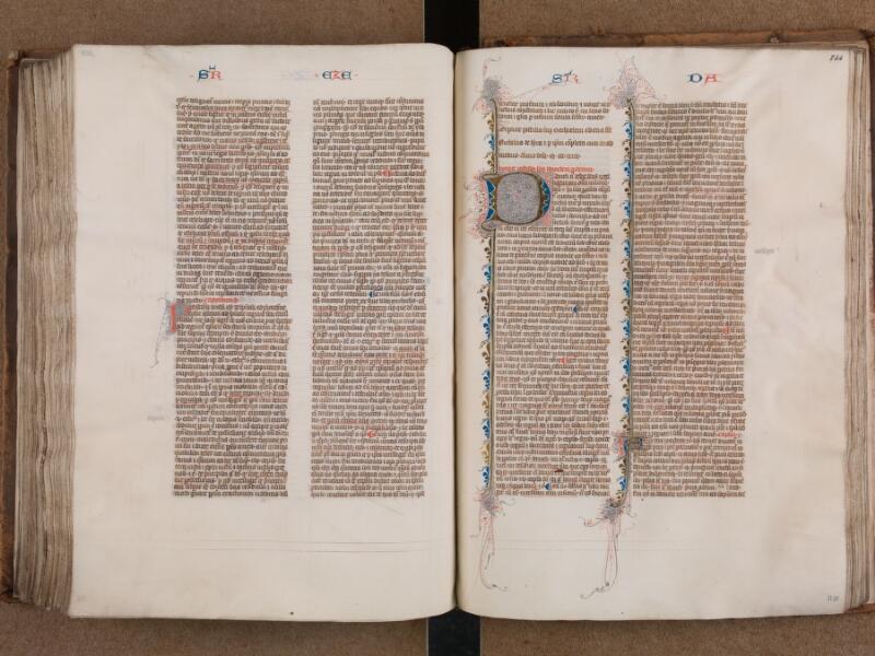 SAINT-OMER, Bibliothèque municipale, 0007, vol. 1, f. 243v - 244
