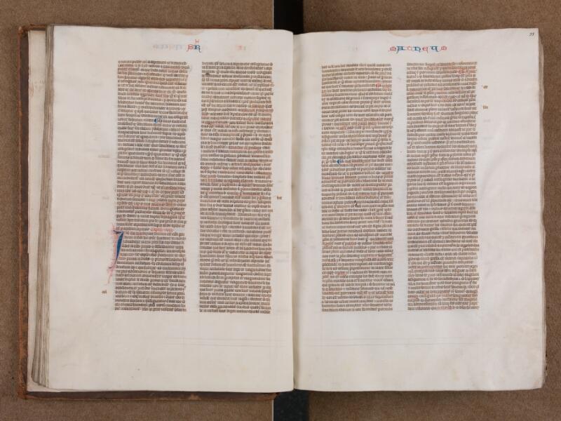 SAINT-OMER, Bibliothèque municipale, 0007, vol. 2, f. 032v - 033