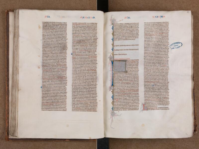 SAINT-OMER, Bibliothèque municipale, 0007, vol. 2, f. 064v - 065