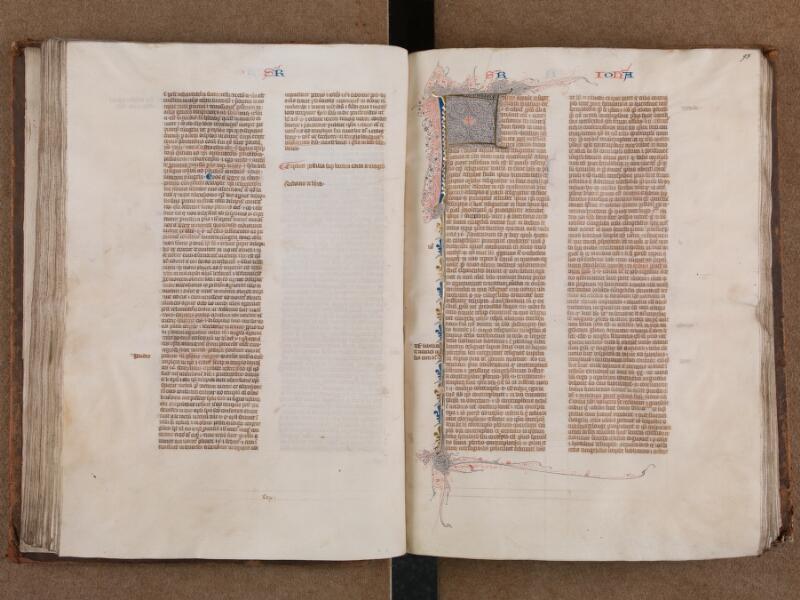 SAINT-OMER, Bibliothèque municipale, 0007, vol. 2, f. 092v - 093