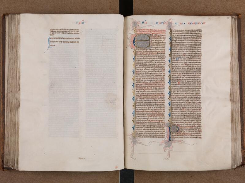 SAINT-OMER, Bibliothèque municipale, 0007, vol. 2, f. 144v - 145