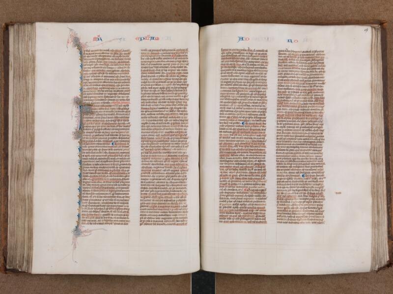 SAINT-OMER, Bibliothèque municipale, 0007, vol. 2, f. 158v - 159