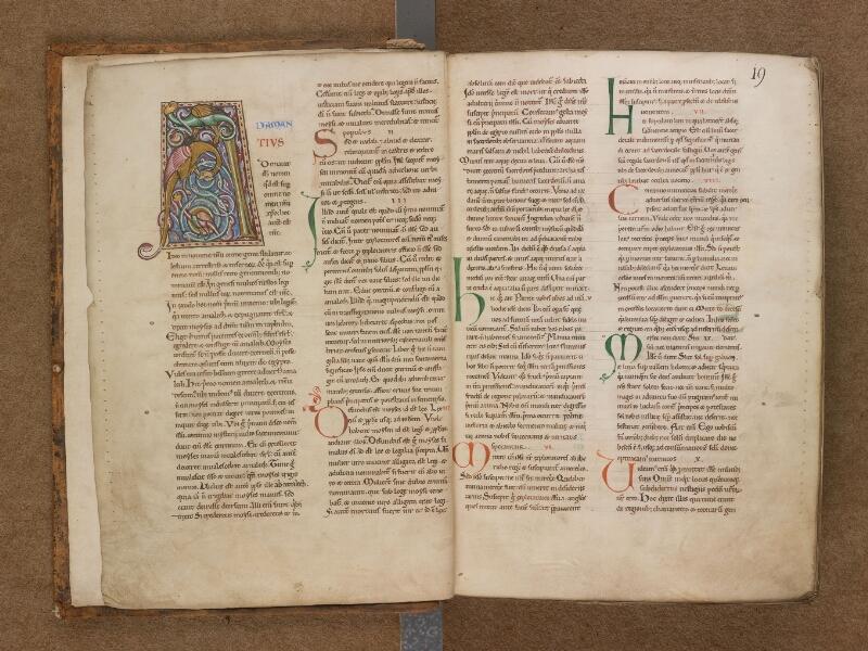 SAINT-OMER, Bibliothèque municipale, 0009, f. 001v - 002