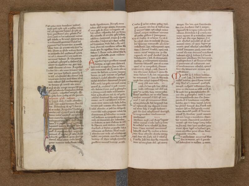 SAINT-OMER, Bibliothèque municipale, 0009, f. 034v - 035