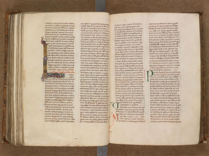 SAINT-OMER, Bibliothèque municipale, 0009, f. 135v - 136