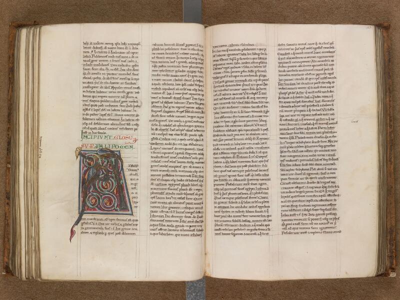 SAINT-OMER, Bibliothèque municipale, 0009, f. 142v - 143