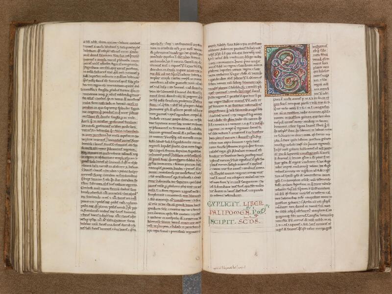 SAINT-OMER, Bibliothèque municipale, 0009, f. 157v - 158