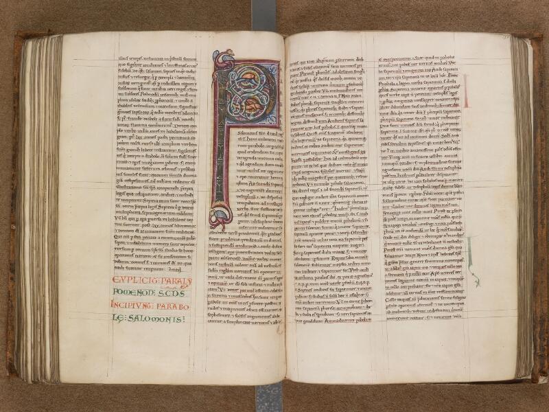 SAINT-OMER, Bibliothèque municipale, 0009, f. 172v - 173