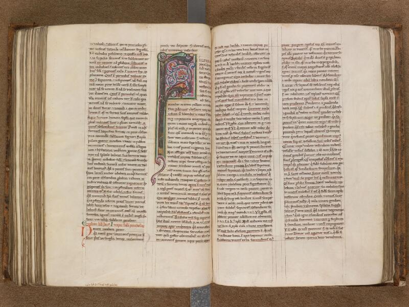 SAINT-OMER, Bibliothèque municipale, 0009, f. 181v - 182