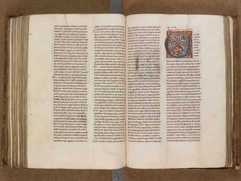 SAINT-OMER, Bibliothèque municipale, 0009, f. 196v - 197