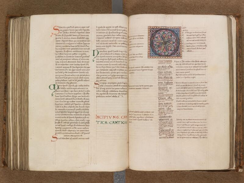 SAINT-OMER, Bibliothèque municipale, 0009, f. 212v - 213