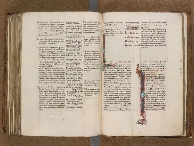 SAINT-OMER, Bibliothèque municipale, 0009, f. 229v - 230