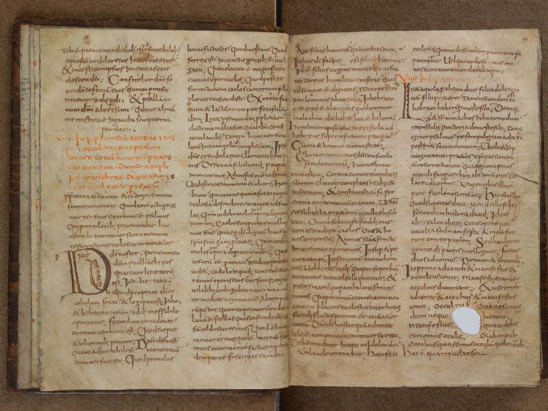 SAINT-OMER, Bibliothèque municipale, 0015, f. 009v - 010