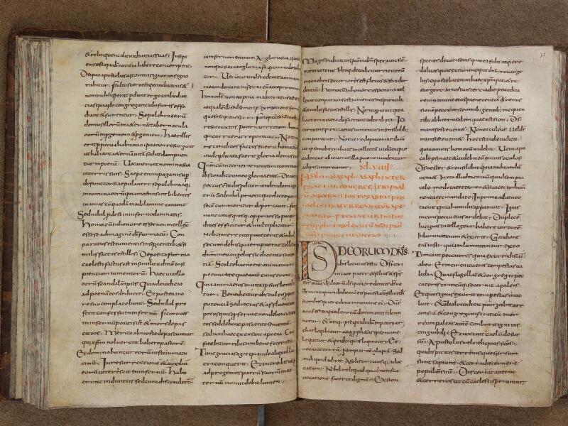 SAINT-OMER, Bibliothèque municipale, 0015, f. 071v - 072