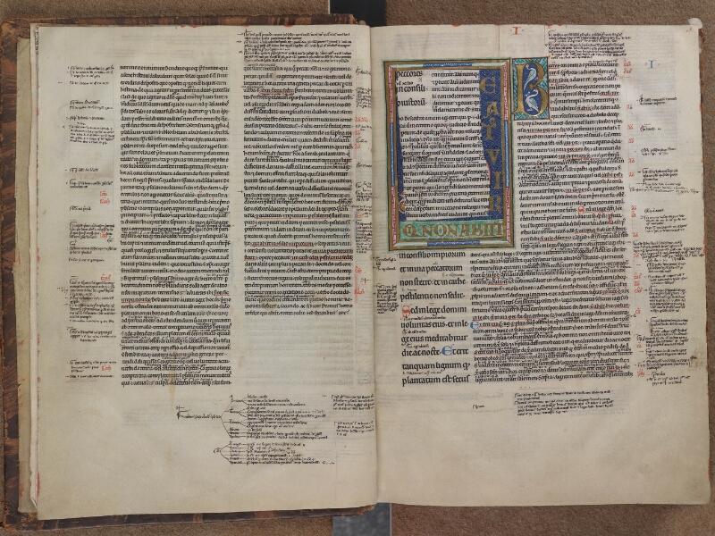 SAINT-OMER, Bibliothèque municipale, 0016, f. 002v - 003