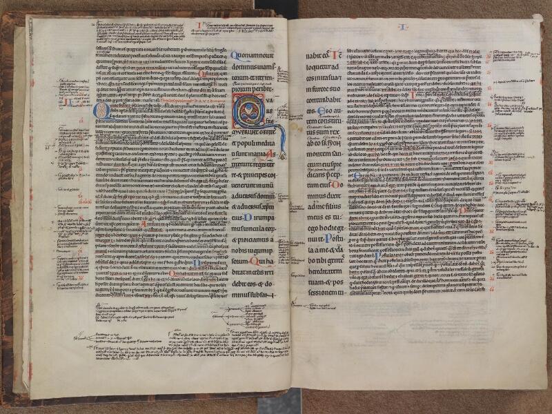 SAINT-OMER, Bibliothèque municipale, 0016, f. 004v - 005