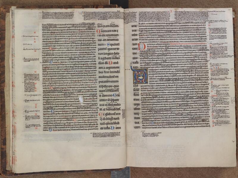 SAINT-OMER, Bibliothèque municipale, 0016, f. 010v - 011