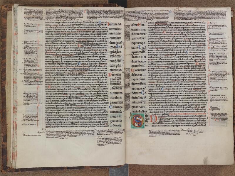 SAINT-OMER, Bibliothèque municipale, 0016, f. 014v - 015
