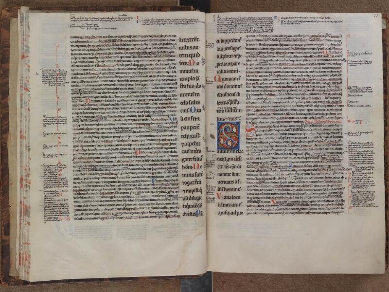 SAINT-OMER, Bibliothèque municipale, 0016, f. 021v - 022