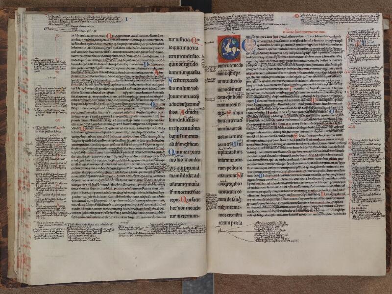 SAINT-OMER, Bibliothèque municipale, 0016, f. 025v - 026