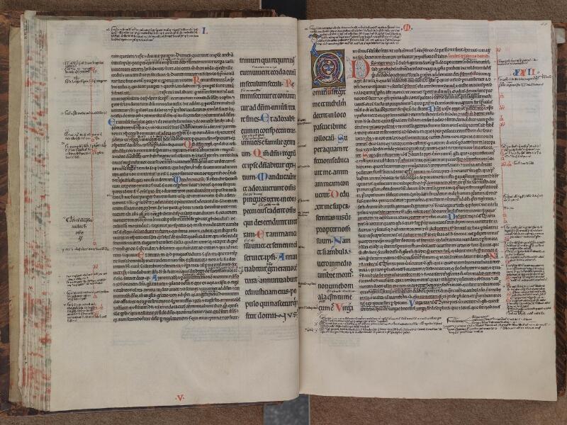 SAINT-OMER, Bibliothèque municipale, 0016, f. 040v - 041