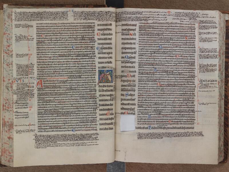 SAINT-OMER, Bibliothèque municipale, 0016, f. 049v - 050