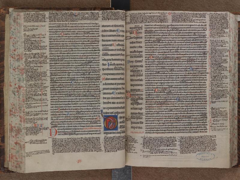 SAINT-OMER, Bibliothèque municipale, 0016, f. 071v - 072