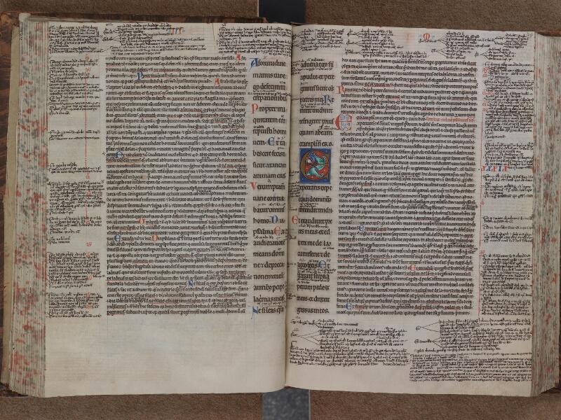 SAINT-OMER, Bibliothèque municipale, 0016, f. 075v - 076