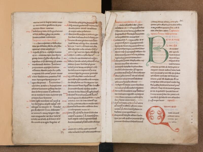 SAINT-OMER, Bibliothèque municipale, 0017, f. 005v - 006