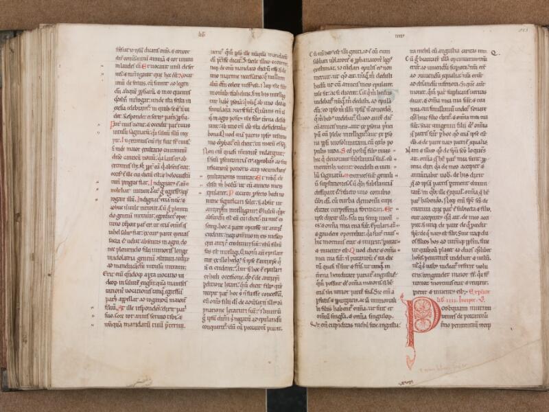 SAINT-OMER, Bibliothèque municipale, 0017, f. 122v - 123