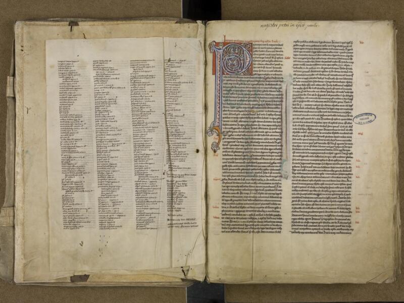 SAINT-OMER, Bibliothèque municipale, 0031, f. 001v - 002