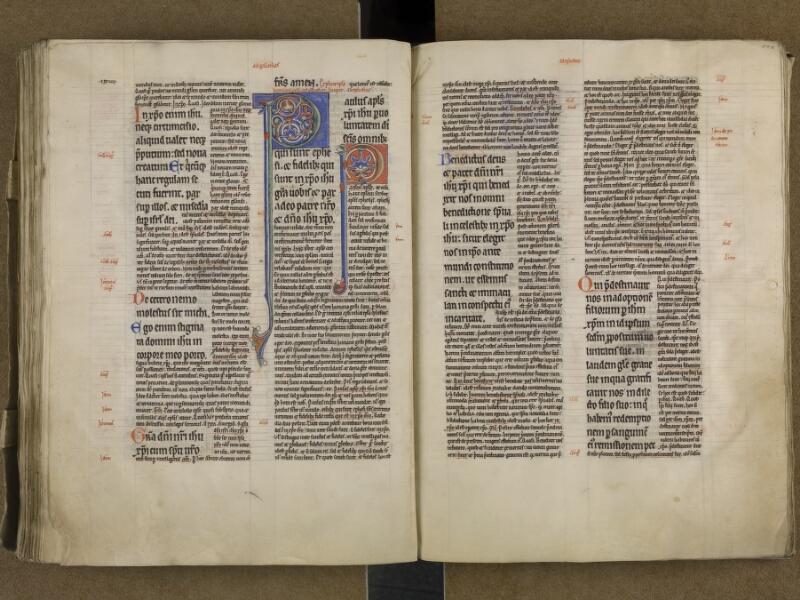SAINT-OMER, Bibliothèque municipale, 0031, f. 125v - 126