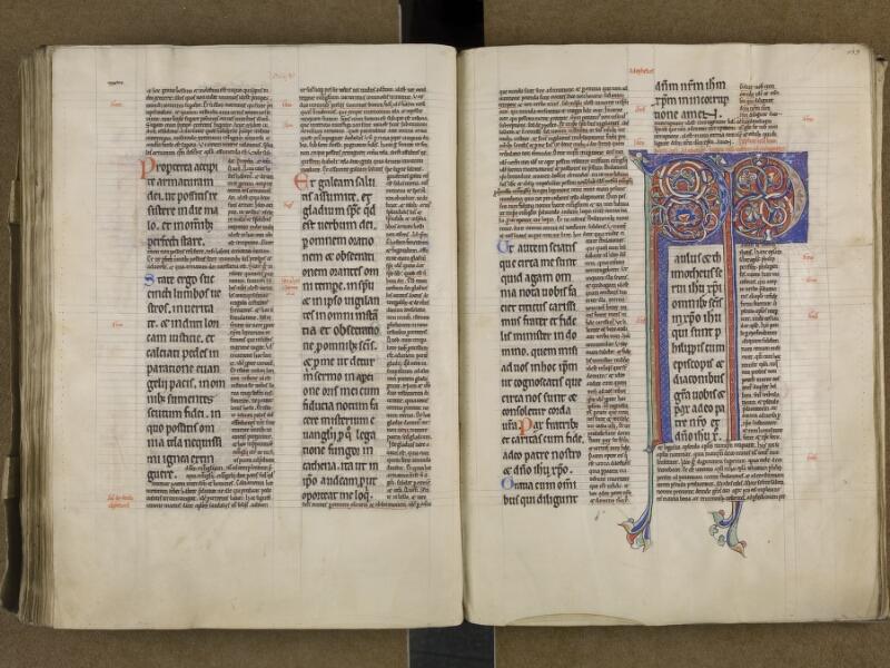 SAINT-OMER, Bibliothèque municipale, 0031, f. 138v - 139