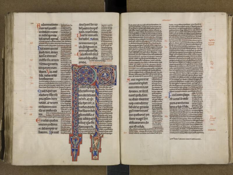 SAINT-OMER, Bibliothèque municipale, 0031, f. 166v - 167