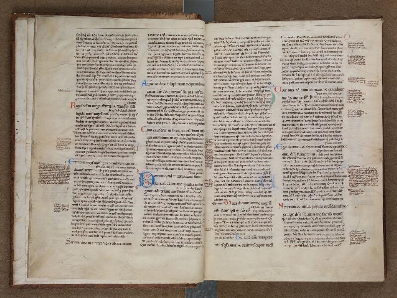 SAINT-OMER, Bibliothèque municipale, 0032, vol. 2, f. 003v - 004