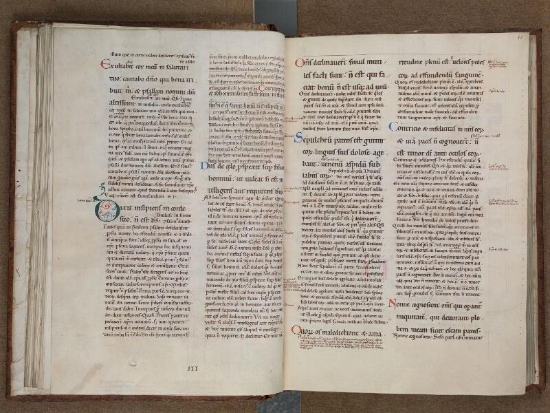 SAINT-OMER, Bibliothèque municipale, 0032, vol. 2, f. 023v - 024