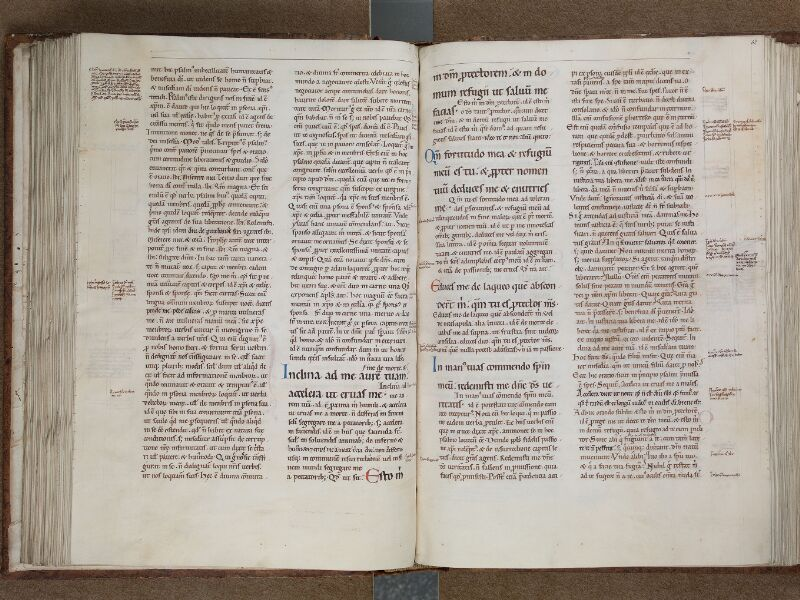 SAINT-OMER, Bibliothèque municipale, 0032, vol. 2, f. 060v - 061