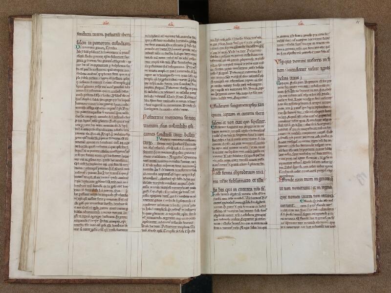 SAINT-OMER, Bibliothèque municipale, 0032, vol. 1, f. 022v - 023