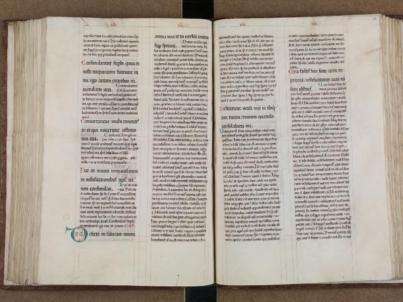 SAINT-OMER, Bibliothèque municipale, 0032, vol. 1, f. 113v - 114