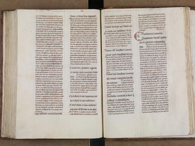 SAINT-OMER, Bibliothèque municipale, 0032, vol. 1, f. 143v - 144