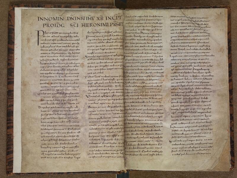 SAINT-OMER, Bibliothèque municipale, 0033 bis, f. 001v - 002