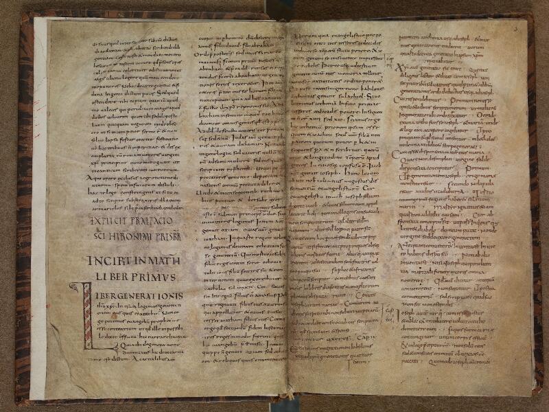 SAINT-OMER, Bibliothèque municipale, 0033 bis, f. 002v - 003