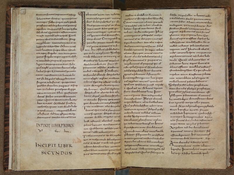 SAINT-OMER, Bibliothèque municipale, 0033 bis, f. 018v - 019
