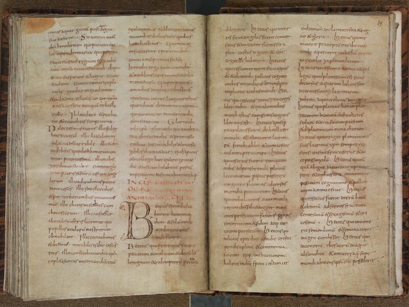 SAINT-OMER, Bibliothèque municipale, 0033 bis, f. 088v - 089