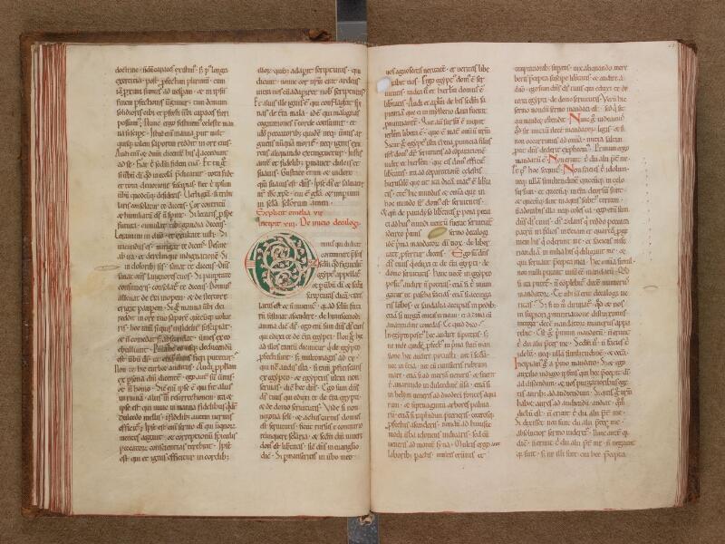 SAINT-OMER, Bibliothèque municipale, 0034, f. 062v - 063
