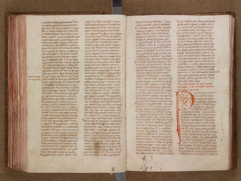 SAINT-OMER, Bibliothèque municipale, 0034, f. 133v - 134