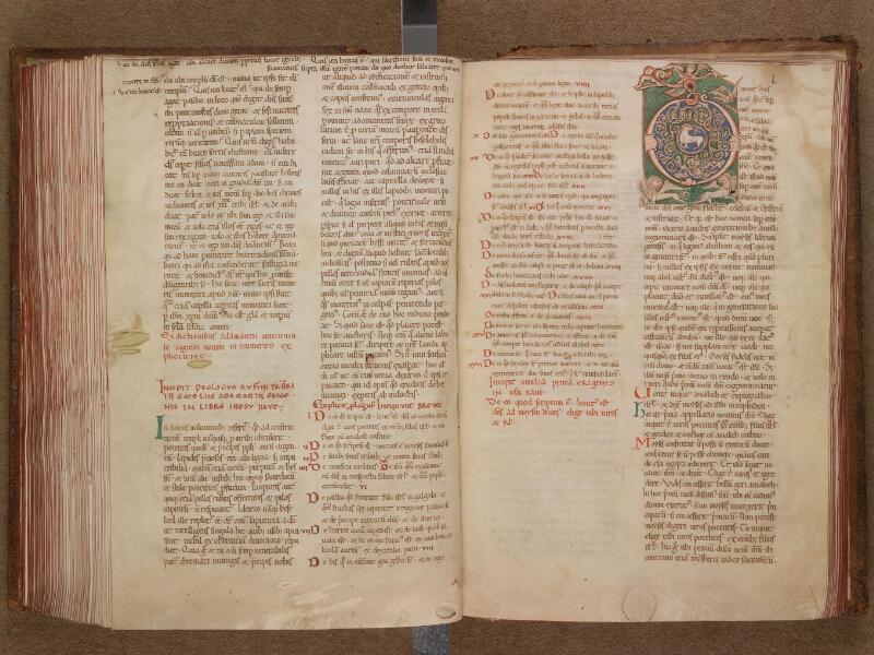 SAINT-OMER, Bibliothèque municipale, 0034, f. 190v - 191