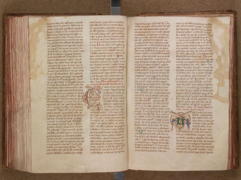 SAINT-OMER, Bibliothèque municipale, 0034, f. 192v - 193