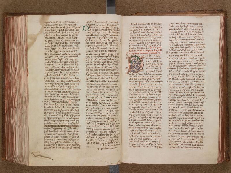 SAINT-OMER, Bibliothèque municipale, 0034, f. 195v - 196